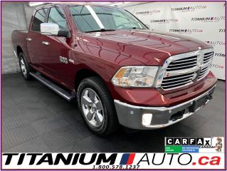 Used 2017 RAM 1500 Big Horn Crew Cab+4X4+GPS+Hemi+Camera+Park Sensors for sale in London, ON