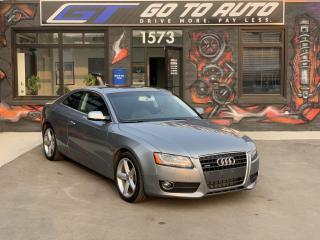 Used 2011 Audi A5 2.0L Premium for sale in Regina, SK