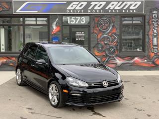 Used 2013 Volkswagen Golf R for sale in Regina, SK