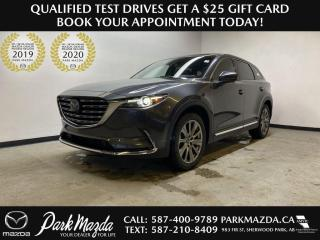 Used 2021 Mazda CX-9 Signature for sale in Sherwood Park, AB