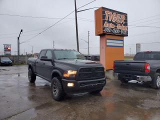 Used 2012 RAM 2500 Laramie Longhorn*CUMMINS DIESEL*RIMS*161KMS*AS IS for sale in London, ON
