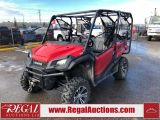 Photo of Red 2019 Honda Pioneer