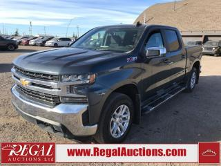 Used 2019 Chevrolet Silverado 1500 LT Crew CAB SWB 4WD 5.3L for sale in Calgary, AB