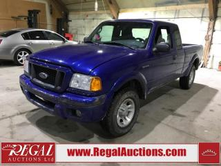 Used 2004 Ford Ranger XL 4D EXT CAB 2WD for sale in Calgary, AB