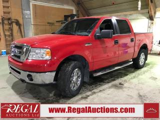Used 2007 Ford F-150 FX4 4D SUPERCREW 4WD for sale in Calgary, AB