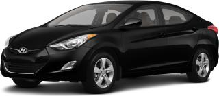 Used 2013 Hyundai ELANTRA GL 4D SEDAN AT FWD ELANTRA GL | CLEAN CARFAX | ONE OWNER | for sale in Burlington, ON