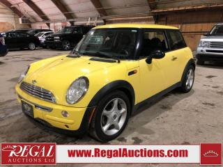 Used 2004 MINI Cooper 2D Hatchback FWD for sale in Calgary, AB