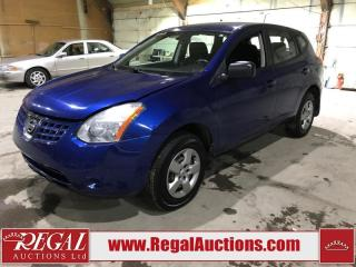 Used 2009 Nissan Rogue S 4D Utility 4WD for sale in Calgary, AB