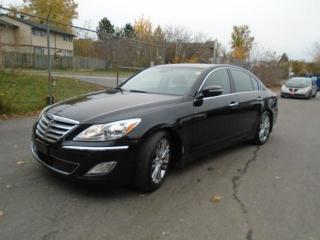 Used 2013 Hyundai Genesis 3.8 Technology for sale in Ottawa, ON