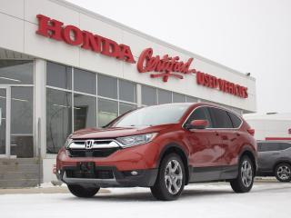 Used 2018 Honda CR-V EX AWD | APPLE CARPLAY | LOCAL for sale in Winnipeg, MB