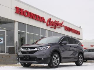 Used 2018 Honda CR-V EX AWD | SUNROOF | LOCAL LEASED! for sale in Winnipeg, MB