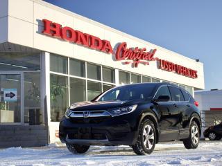 Used 2018 Honda CR-V LX AWD | HONDA SENSING | LOCAL for sale in Winnipeg, MB