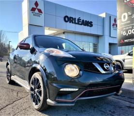 Used 2017 Nissan Juke NISMO for sale in Orléans, ON