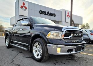 Used 2016 RAM 1500 Limited diesel 4x4 for sale in Orléans, ON