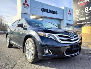 Used 2016 Toyota Venza LIMITED for sale in Orléans, ON