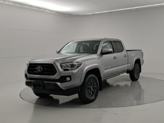 Used 2020 Toyota Tacoma 4x4 Double Cab Auto Double Cab SR5 Tacoma! Save thousands off new! for sale in Winnipeg, MB