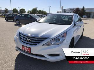 Used 2012 Hyundai Sonata GL for sale in Winnipeg, MB