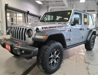 Used 2018 Jeep Wrangler Unlimited 4X4 Rubicon | V6, Leather,Nav, for sale in Ottawa, ON