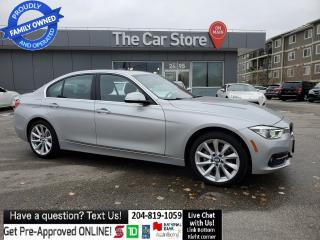 Used 2016 BMW 3 Series 328i xDrive Navi Park Sensor HEADS UP HARMON/KAR for sale in Winnipeg, MB