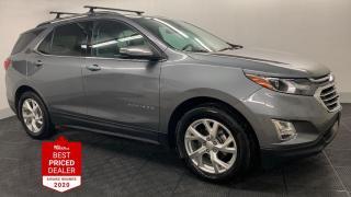 Used 2018 Chevrolet Equinox AWD PREMIER 3LZ DIESEL *PANORAMIC - CARPLAY* for sale in Winnipeg, MB