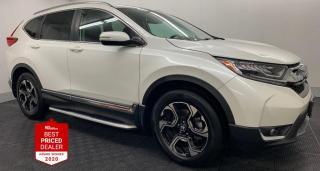 Used 2018 Honda CR-V AWD TOURING *NAVIGATION - CARPLAY - PANORAMIC* for sale in Winnipeg, MB