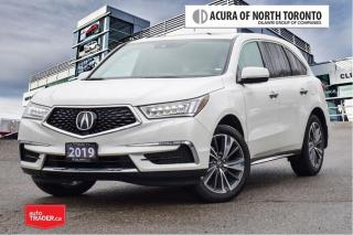 Used 2019 Acura MDX Tech No Accident| Remote Start| Apple Carplay for sale in Thornhill, ON