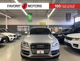 Used 2016 Audi SQ5 Technik|SUPERCHARGED|QUATTRO|NAV|PANOROOF|LEATHER for sale in North York, ON