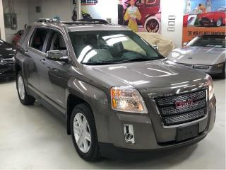 Used 2011 GMC Terrain FWD 4dr SLT-2 Heated Leather, Remote Start, S/roof for sale in Paris, ON