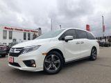 Photo of White 2018 Honda Odyssey