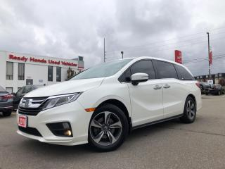 Used 2018 Honda Odyssey EX for sale in Mississauga, ON