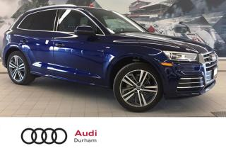 Used 2019 Audi Q5 2.0T Progressiv + S-Line | Vent Seats | Pano Roof for sale in Whitby, ON