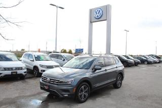 Used 2018 Volkswagen Tiguan 2.0L Highline 4Motion for sale in Whitby, ON