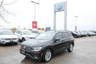 Used 2018 Volkswagen Tiguan 2.0L Trendline 4MOTION for sale in Whitby, ON