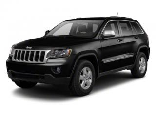 Used 2012 Jeep Grand Cherokee 4WD 4Dr Limited for sale in Mississauga, ON