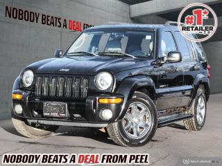 Used 2003 Jeep Liberty 4dr Limited 4WD for sale in Mississauga, ON