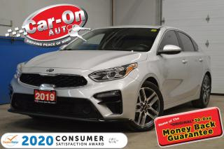 Used 2019 Kia Forte EX+ | SUNROOF | LANE DEPARTURE | BLIND SPOT MONITO for sale in Ottawa, ON