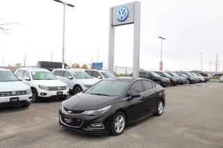 Used 2016 Chevrolet Cruze 1.4L LT for sale in Whitby, ON