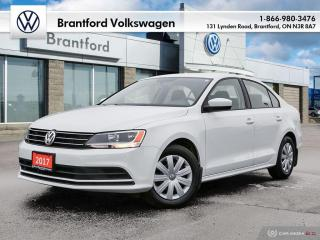Used 2017 Volkswagen Jetta Trendline Plus 1.4T 6sp at w/Tip for sale in Brantford, ON