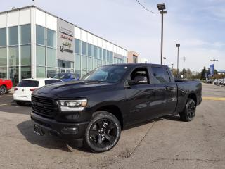 New 2021 RAM 1500 NAVI PANOROOF LEATHER HEADS UP DISPLAY 6.4 BED for sale in Pickering, ON