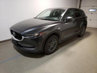 Used 2017 Mazda CX-5 Navi New Tires AWD Local Alloys 39MPG for sale in Brandon, MB