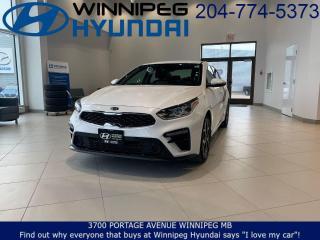 Used 2019 Kia Forte EX for sale in Winnipeg, MB