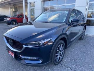 Used 2018 Mazda CX-5 GT AUTO AWD for sale in North Bay, ON