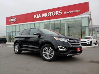 Used 2016 Ford Edge SEL | AWD | CLEAN CARFAX | LTHR | NAV | PANO ROOF for sale in Georgetown, ON