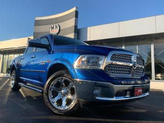 Used 2016 RAM 1500 Laramie 4WD DIESEL LEATHER CAM NAVI TUNE DELETE for sale in Langley, BC