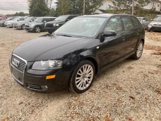 Used 2007 Audi A3 Premium, 4dr HB, low low mileage, local trade for sale in Halton Hills, ON