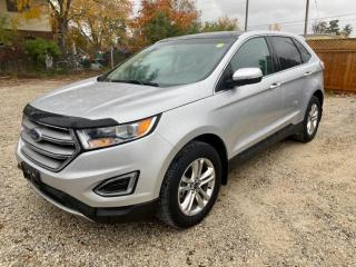Used 2016 Ford Edge 4dr SEL AWD, low km's, Pano roof, Nav for sale in Halton Hills, ON