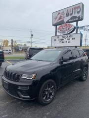 Used 2019 Jeep Grand Cherokee LIMITED 4WD for sale in Windsor, ON
