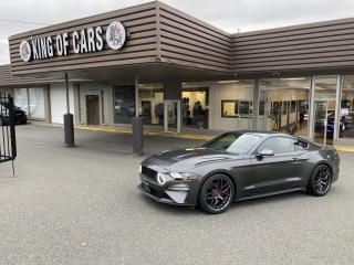 Used 2019 Ford Mustang EcoBoost Coupe RTR EDITION SPEC 1 for sale in Langley, BC
