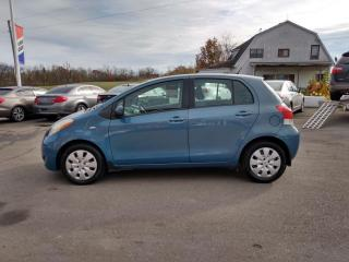 Used 2009 Toyota Yaris Liftback 5-Door AT for sale in Dunnville, ON