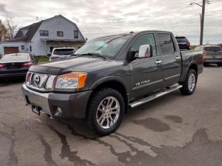 Used 2012 Nissan Titan Pro-4X for sale in Dunnville, ON